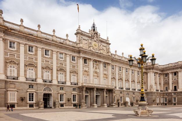 Palacio Real Spain