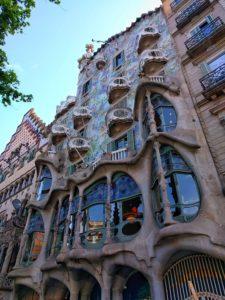 Batlló, Barcelona, España